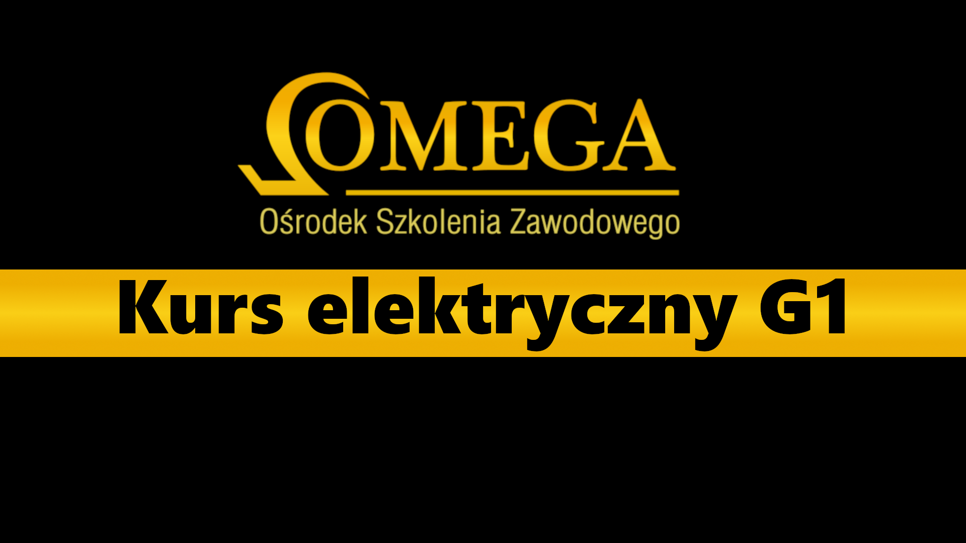 kurs elektryczny g1