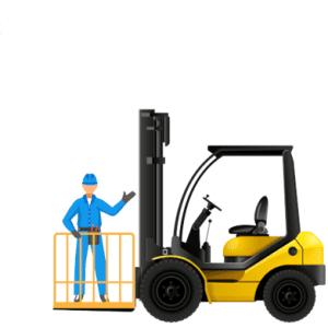 uprawnienia do kierowania wózkami jezdniowymi podnośnikowymi z kabiną